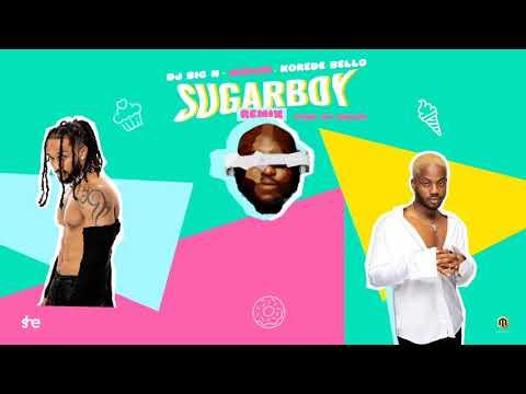 Minjin Ft. Korede Bello & Dj Big N – Sugarboy (Remix) mp3 download