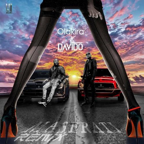 Olakira Ft. Davido – Maserati (Remix) mp3 download