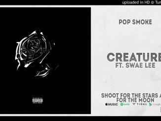 Pop Smoke – Creature Ft. Swae Lee (Instrumental) download