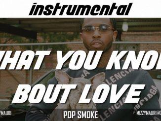 Pop Smoke – Something Special (Instrumental) mp3 download