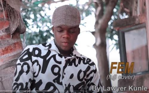 TheCute Abiola [Lawyer Kunle] FEM (Fuji Cover) mp3 download