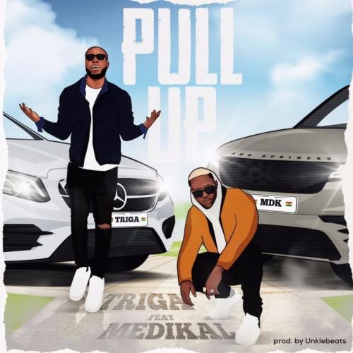 Triga – Pull Up Ft. Medikal mp3 download
