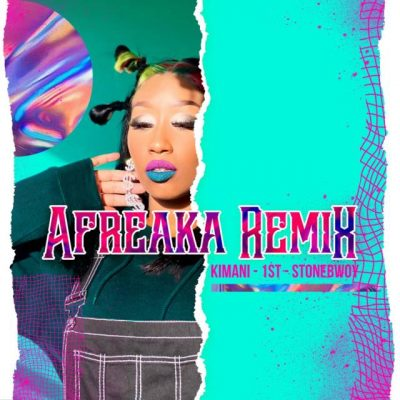 Victoria Kimani & FKI 1st – Afreaka (Remix) Ft. Stonebwoy mp3 download