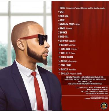 B-Red – Remember Ft. Davido mp3 download