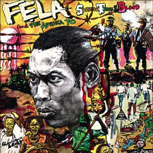 Fela Kuti – Sorrow Tears and Blood mp3 download