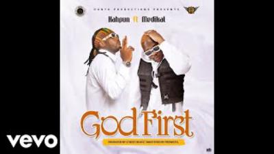 Kahpun – God First Ft. Medikal mp3 download