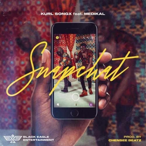 Kurl Songx – Snapchat Ft. Medikal mp3 download
