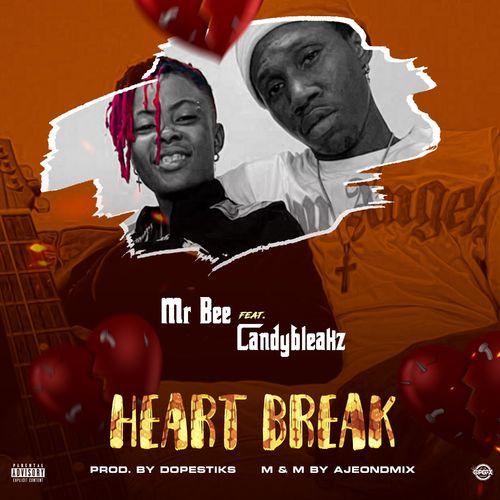 Mr Bee – Heart Break Ft. Candy Bleakz mp3 download