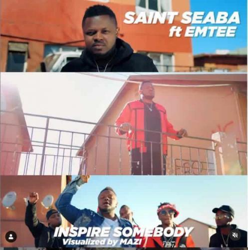 Saint Seaba – Inspire Somebody Ft. Emtee mp3 download
