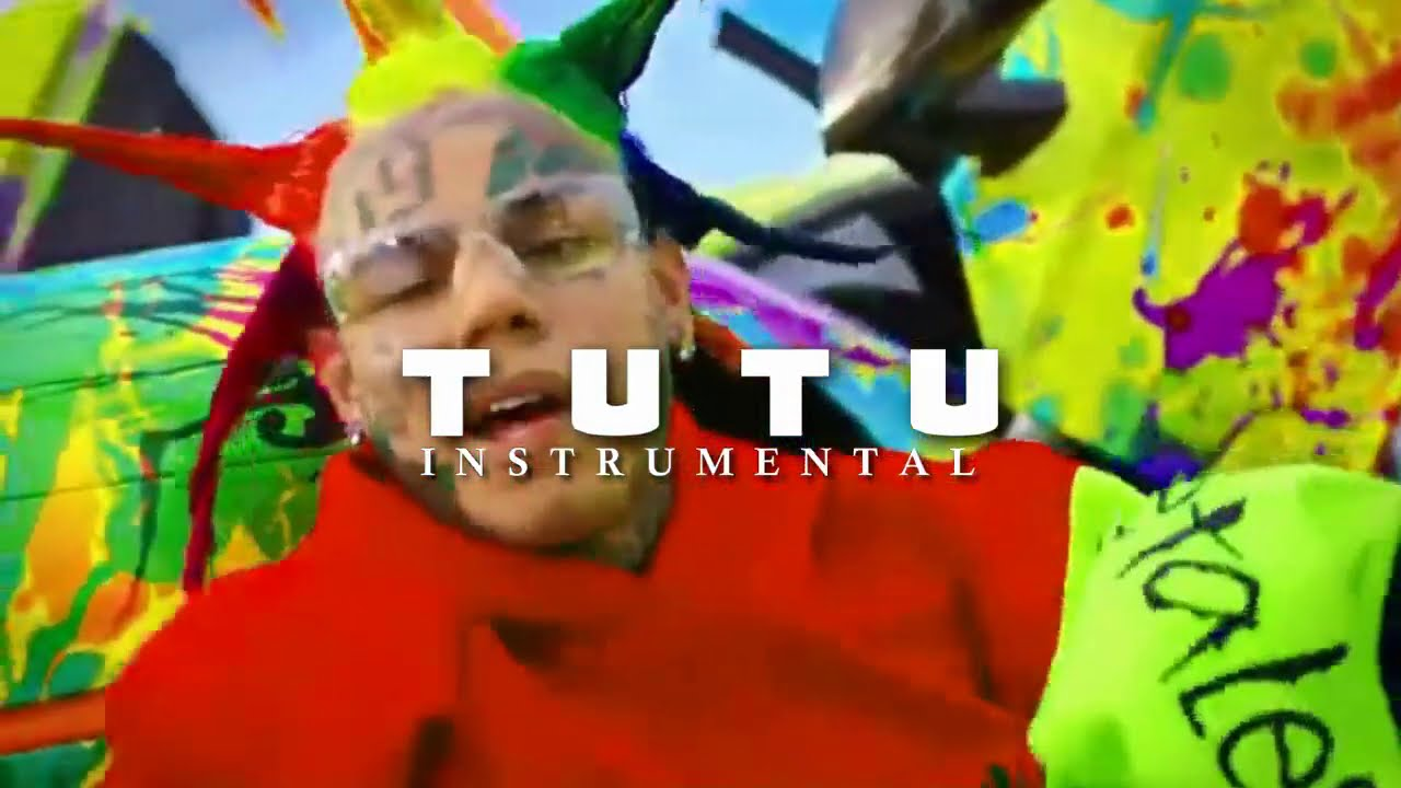 6IX9INE – TUTU (Instrumental) mp3 download