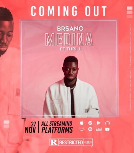 Briano – Medina Ft. Thrill mp3 download