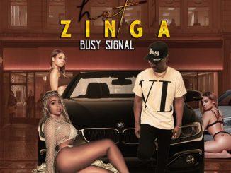 Busy Signal - Hot Zinga (Prod. by Christees Muzik)