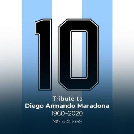 DJ Ace – Tribute To Diego Maradona (Slow Jam Mix) mp3 download