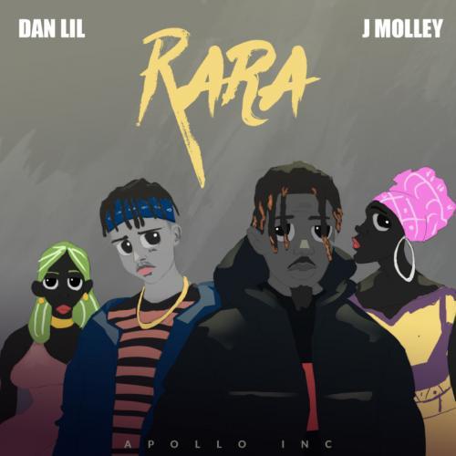 DanLil – Rara Ft. J Molley mp3 download