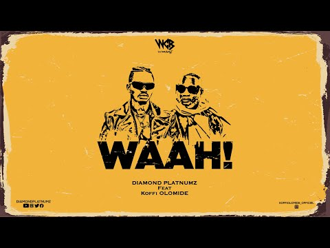 Diamond Platnumz Ft. Koffi Olomide – Waah! mp3 download