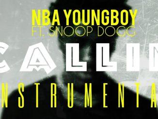 NBA YoungBoy Ft. Snoop Dogg – Callin (Instrumental) download