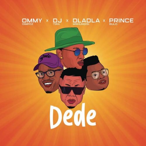 Ommy Dimpoz – Dede Ft. DJ Tira, Prince Bulo, Dladla mp3 download