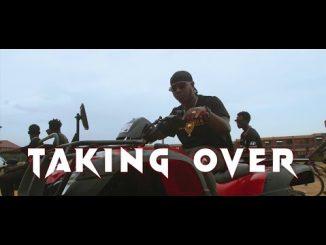 Flowking Stone Ft. Kunta Kinte - Taking Over Mp4 Video
