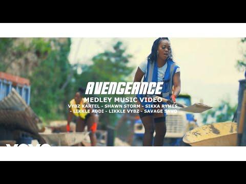 Vybz Kartel – A Vengeance Medley mp3 download