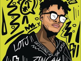 Zingah - Grew Up On Rap