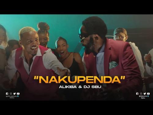 Alikiba & Dj Sbu – Nakupenda mp3 download
