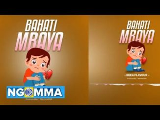 Beka Flavour - Bahati Mbaya