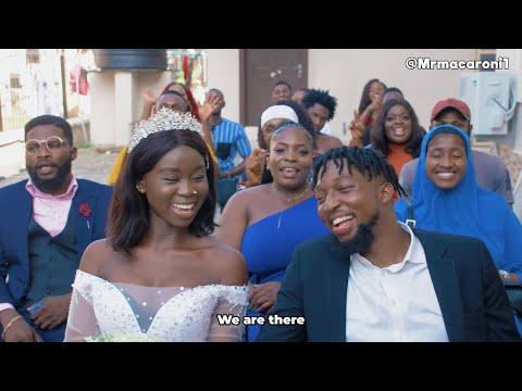 Movie Comedy  Mr Macaroni ft. Low Budget Davido, Wizkid, Burna Boy – The EndSars Wedding mp4 & 3gp download
