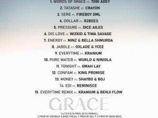 DJ Spinall - Grace Album
