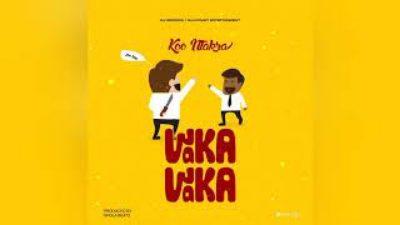 Koo Ntakra – Waka Waka mp3 download