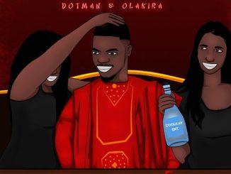 Larkim - Banke Ft. Dotman, Olakira