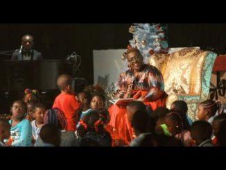 Ntokozo Mbambo - Silent Night