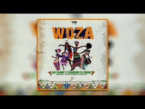 Rayvanny – Woza Ft. Diamond Platnumz mp3 download