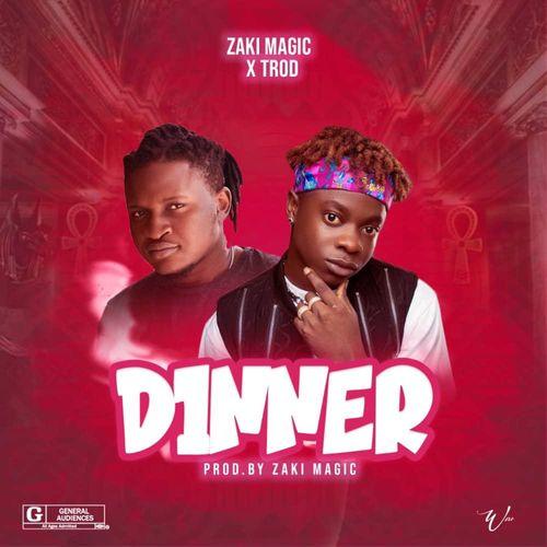 TRod – Dinner Ft. Zaki Magic mp3 download