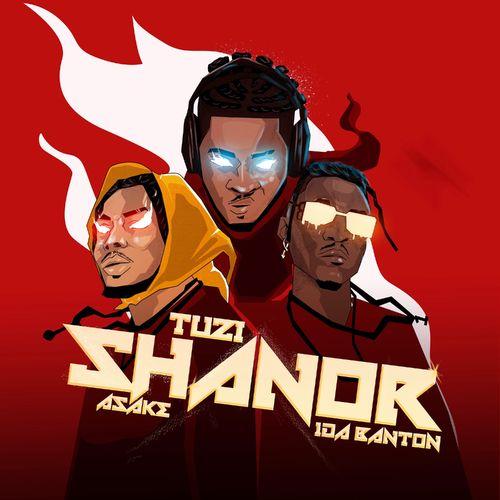 Tuzi – Shanor Ft. Asake, 1Da Banton mp3 download