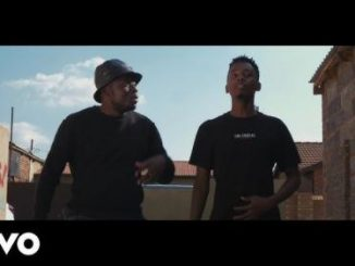 VIDEO: Daliwonga Ft. Aymos - Moya