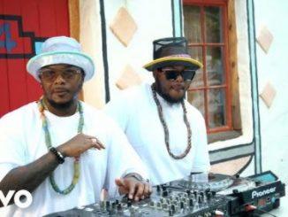 VIDEO: Major League DJz, Abidoza - Dinaledi Ft. Mpho Sebina