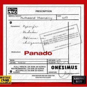 [Audio + Video] Onesimus – Panado mp3 download