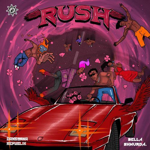 Bella Shmurda – Rush (Moving Fast) Ft. Dangbana Republik mp3 download