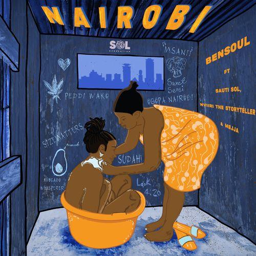 Bensoul – Nairobi Ft. Sauti Sol, Nviiri, Mejja mp3 download