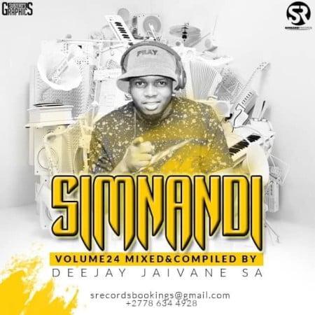 DJ Jaivane – Simnandi Vol 24 Live Mix (Welcoming 2021) mp3 download