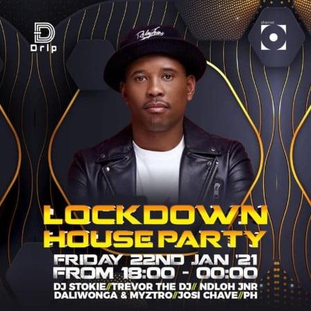 DJ Stokie – Lockdown House Party Mix 2021 mp3 download