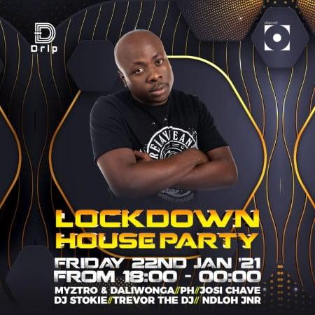 Daliwonga & Myztro – Lockdown House Party Mix 2021 mp3 download
