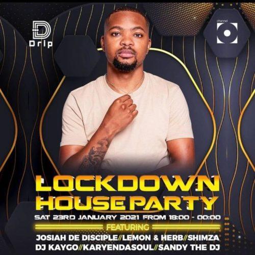 Josiah De Disciple – Lockdown House Party Mix mp3 download