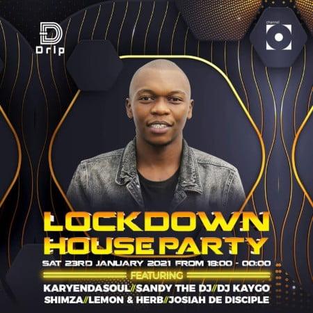 Karyendasoul – Lockdown House Party Mix 2021 mp3 download