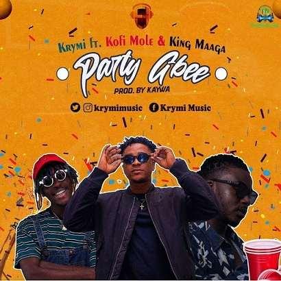 Krymi – Party Gbee Ft. Kofi Mole, King Maaga mp3 download