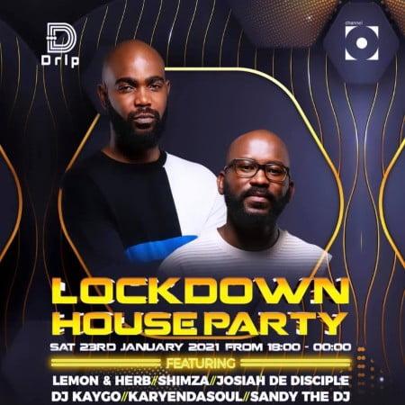 Lemon & Herb – Lockdown House Party Mix 2021 mp3 download