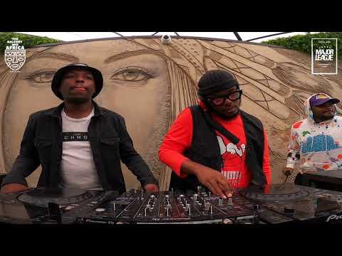 Major League DJz Ft. De Mthuda – Amapiano Live Balcony Mix Africa B2B (S2 E3) mp3 download