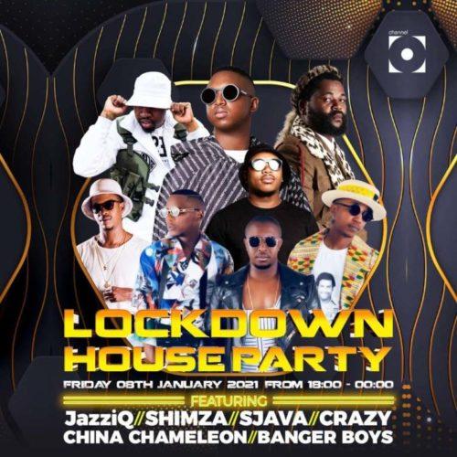 Mr JazziQ – Lockdown Houseparty Mix (2021) mp3 download
