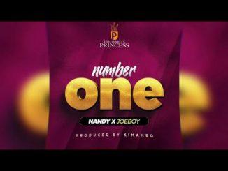 Nandy - Number One Ft. Joeboy