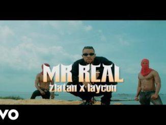 VIDEO: Mr Real - Baba Fela (Remix) Ft. Laycon, Zlatan
